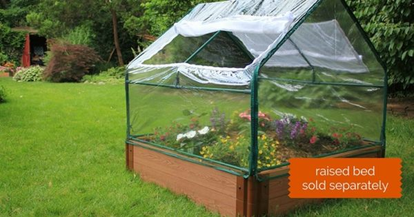 Greenhouse Cover For 4 X4 Raised Beds Greenhouse Cover Cold Frame Greenhouse Backyard Greenhouse