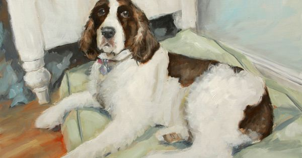 Sunny Daily Painting Pet Portraits Painting