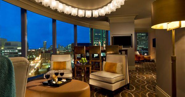 Omni Hotel Hospitality Suite Dallas Tx Private Event