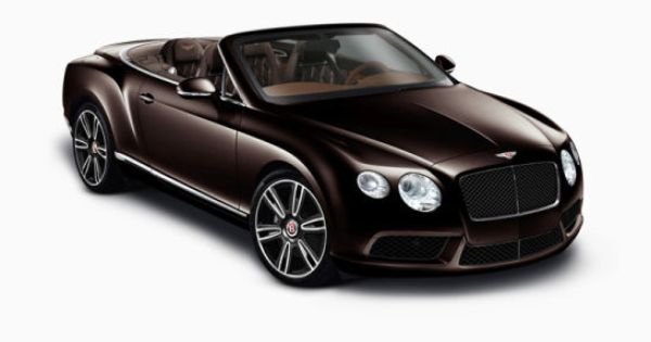 The Bentley Motors Car Configurator - BentleyConfigurator ...