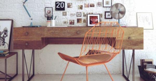 Bureau vintage cocooning pinterest bureaux et vintage for Bureau cocooning