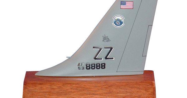 909 Ars Kc 135 Desk Top Tail Flash Desktop Aircraft Tail