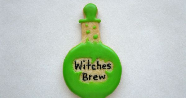 ... and Fall & Cookies | Pinterest | Witches Brew, Witches and Sugar