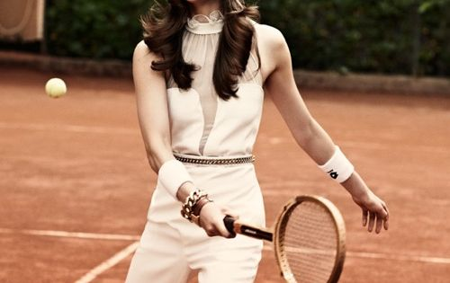 :: tennis time ::