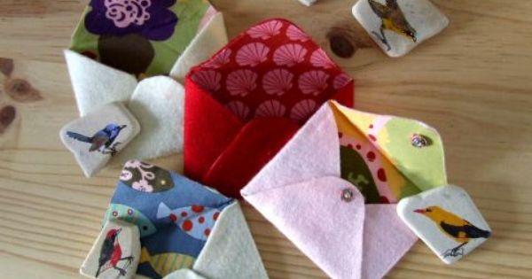 adorable fabric envelopes for playtime gen htes. Black Bedroom Furniture Sets. Home Design Ideas