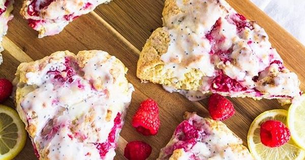 Soft And Chewy Salted Buttered Pretzels Recipe Raspberry Scones Breakfast Recipes Easy Sour Cream Scones