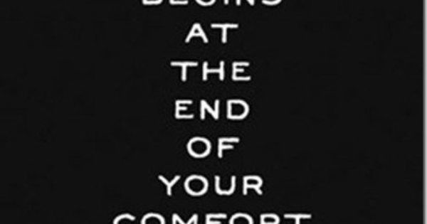 #Motivation life comfort quote
