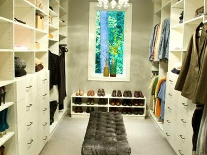 33 walk in closet design ideas to find solace in master for Chambre walk in