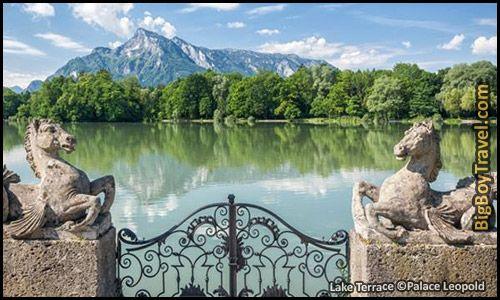 Sound Of Music Movie Tour In Salzburg Film Locations Map Sound Of Music Movie Filming Locations Sound Of Music