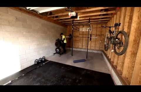 Crossfit how to build a garage gym rogue style diy