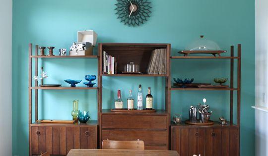 Simple but warm  인테리어  Pinterest  페인트 색, 식탁 및 부엌