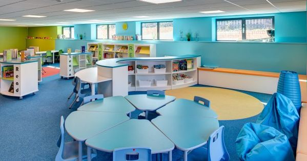 Lidget green primary school demco interiors inspiring - Interior design students for hire ...