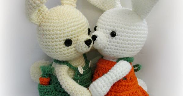 Carrot Dress For Dress Me Bunny ~ Amigurumi To Go Free ...