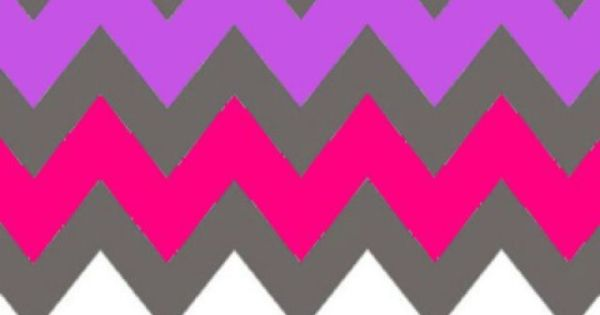 Hot pink , gray ,and light purple chevron background | WALLZ ...