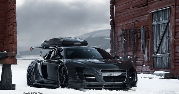 Swedish skier Jon Olsson just bought himself a new ride - a