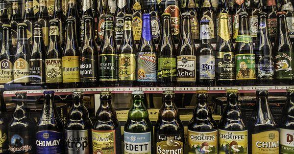Ook in bier zijn ze beter over de grens