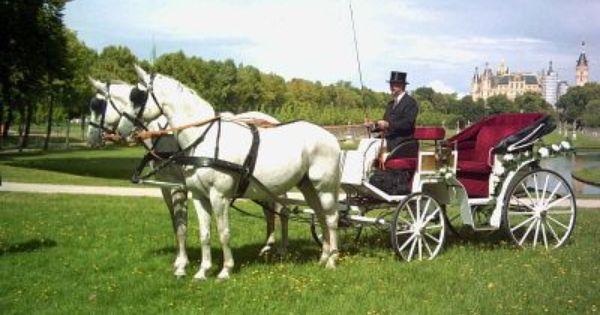 Hochzeitskutsche Hochzeit Kutsche Hochzeitskutsche Und Hochzeit Auto