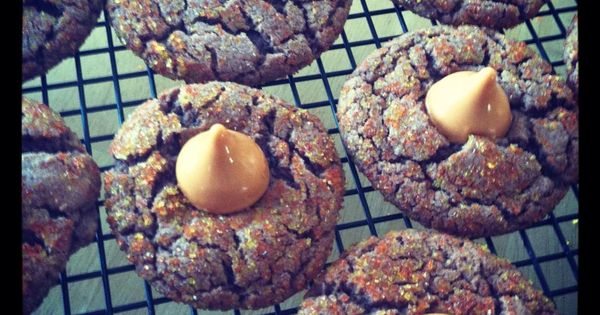 Chocolate Hazelnut Pumpkin Spice Cookies! https://www.facebook.com ...
