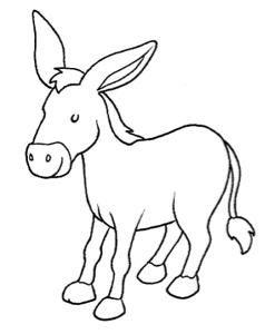 Animales De Granja Dibujos Para Colorear Paperblog Figuras De Animales Dibujos De Animales Animales Para Pintar