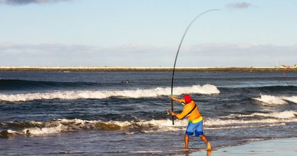 10 tips for successful surf fishing in late summer and for Surf fishing tips