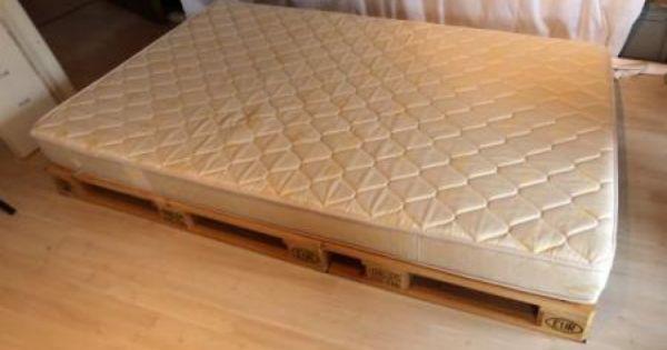 paletten bett in z rich kaufen bei ein bett. Black Bedroom Furniture Sets. Home Design Ideas