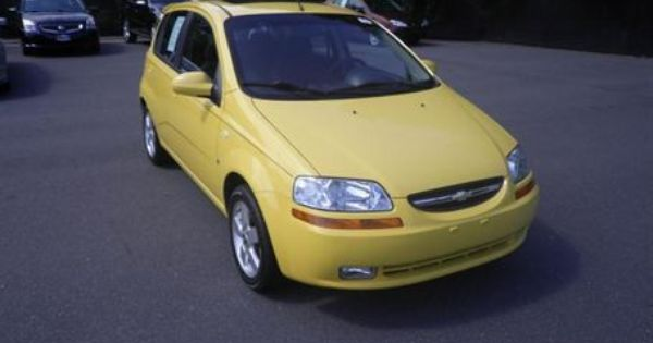 10998 2008 Chevrolet Aveo Ls 58k Miles Manual 5 Speed With Images Chevrolet Aveo Chevrolet Carmax