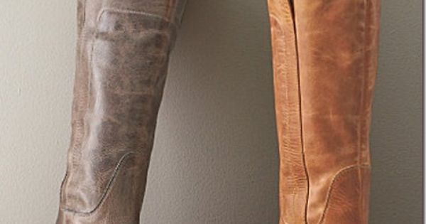 Frye Paige Riding Boots. Grey boots!!
