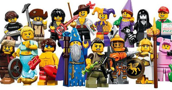 Lego Minifigures Series 12 Blind Bag Guide Lego Minifigures Mini Figures Lego