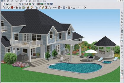 Free Building Design Software Programs 3d Download Building