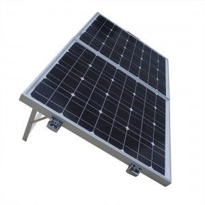 Stupid Easy Portable Solar Panels For Rv Off Grid Boondocking Camping Pure Living For Life Portable Solar Panels Solar Panels Best Solar Panels