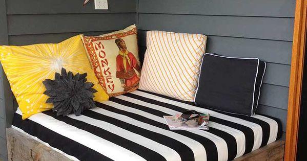 Tutorial para hacer el sof cama m s genial de todos - Sofa cama esquina ...