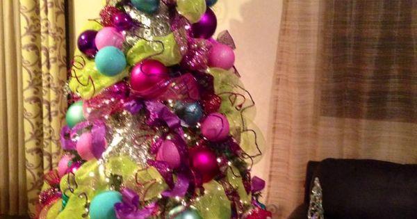 Ideas para decoracion de arbol de navidad 2017 2018 - Ver arboles de navidad decorados ...