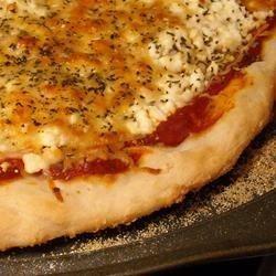 Valentino S Pizza Crust Recipe Pizza Recipes Dough Recipes Pizza Crust Recipe