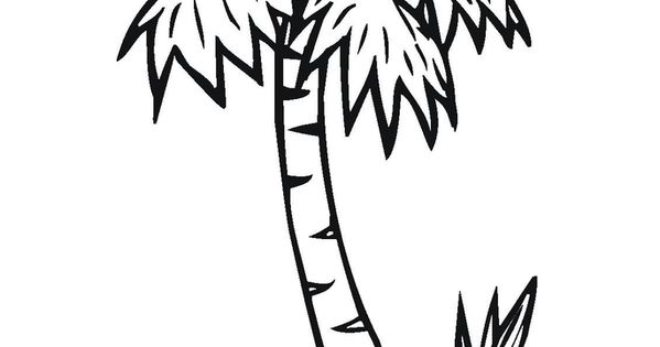 chicka chicka boom boom palm tree template - chicka chicka boom boom coloring sheet chicka chicka