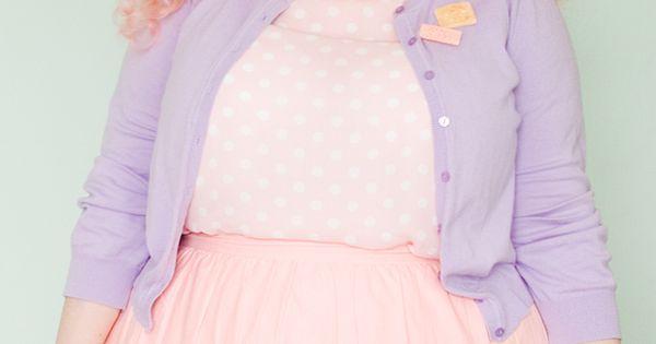Cupcakes Clothing Blog | Pink Poodle and Polka Dots | {Kawaii, lolita,