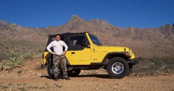Yellow Wrangler Named Tweety Yellow Jeep Wrangler Yellow Jeep
