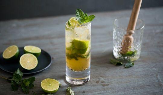 Spiced Mojito Recipe Classic Cocktail Recipes Cocktail Recipes Easy Mojito Recipe