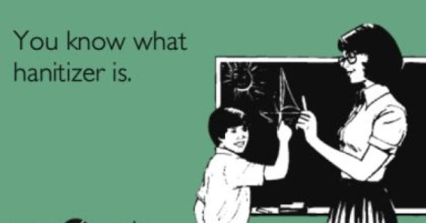 Teacher Humor...this is so funny i can't even laugh. it's so true!