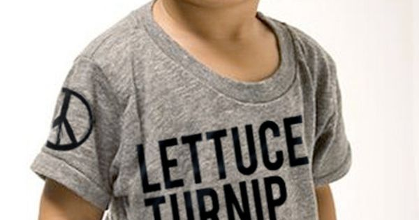 Adorable! Lettuce Turnip The Beet T Shirt