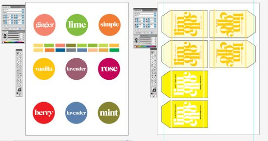 using avery labels download template save as pdf file import into illustrator and design