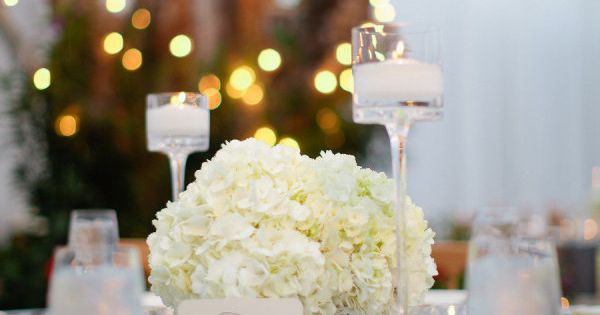best dream wedding ideas... Love this for low table arrangements...i like the