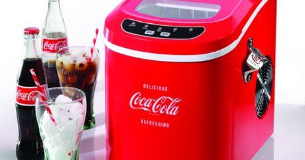 coca cola frozen beverage maker instructions