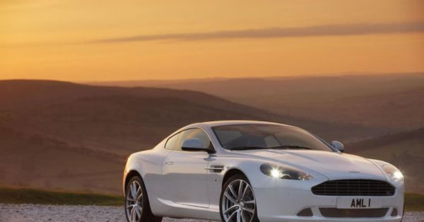 2013 Aston Martin DB9, AKA my future car