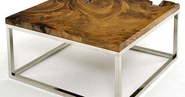 Michigan Made And Handcrafted Coffee Table For The Home