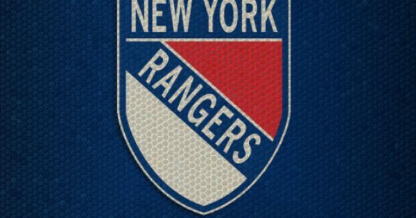 New York Rangers Iphone Wallpaper: NYR Winter Classic Logo IPhone Wallpaper