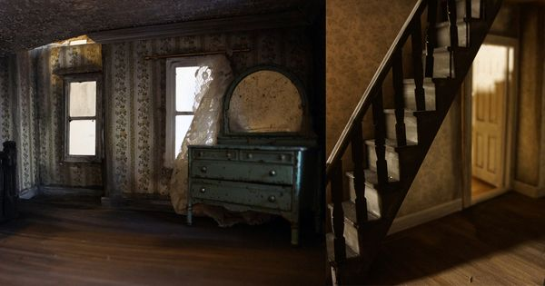 Creepy Victorian House Interior Google Search Creepy