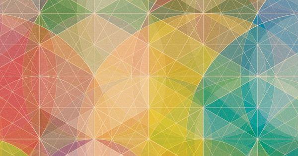 Geometric Shape IPhone 6 Plus Wallpaper
