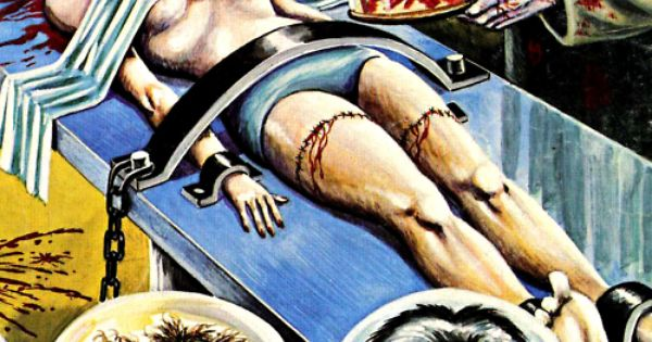Pulp horror Art | terror tales | Tumblr | Horror Phreek ...
