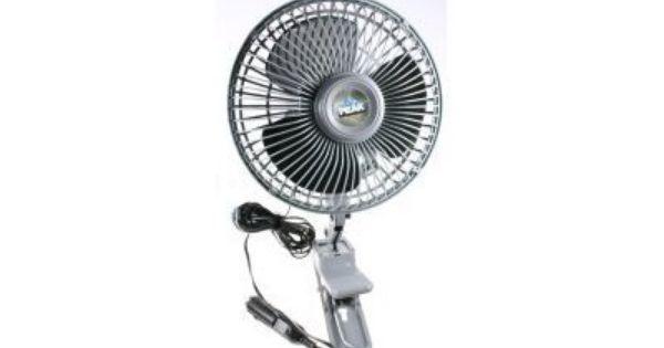 "6 Inch 12 Volt Fan : ""abc products summer close out volt battery"