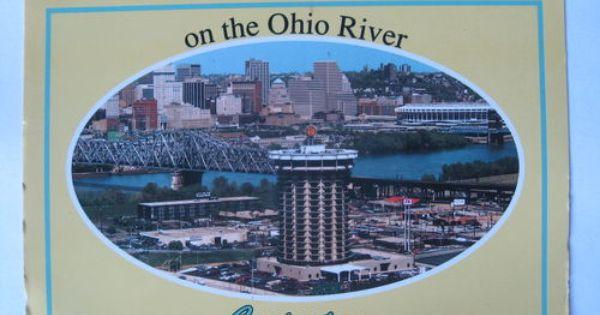 Quality Inn Covington Ky Ohio River Kentucky Postcard